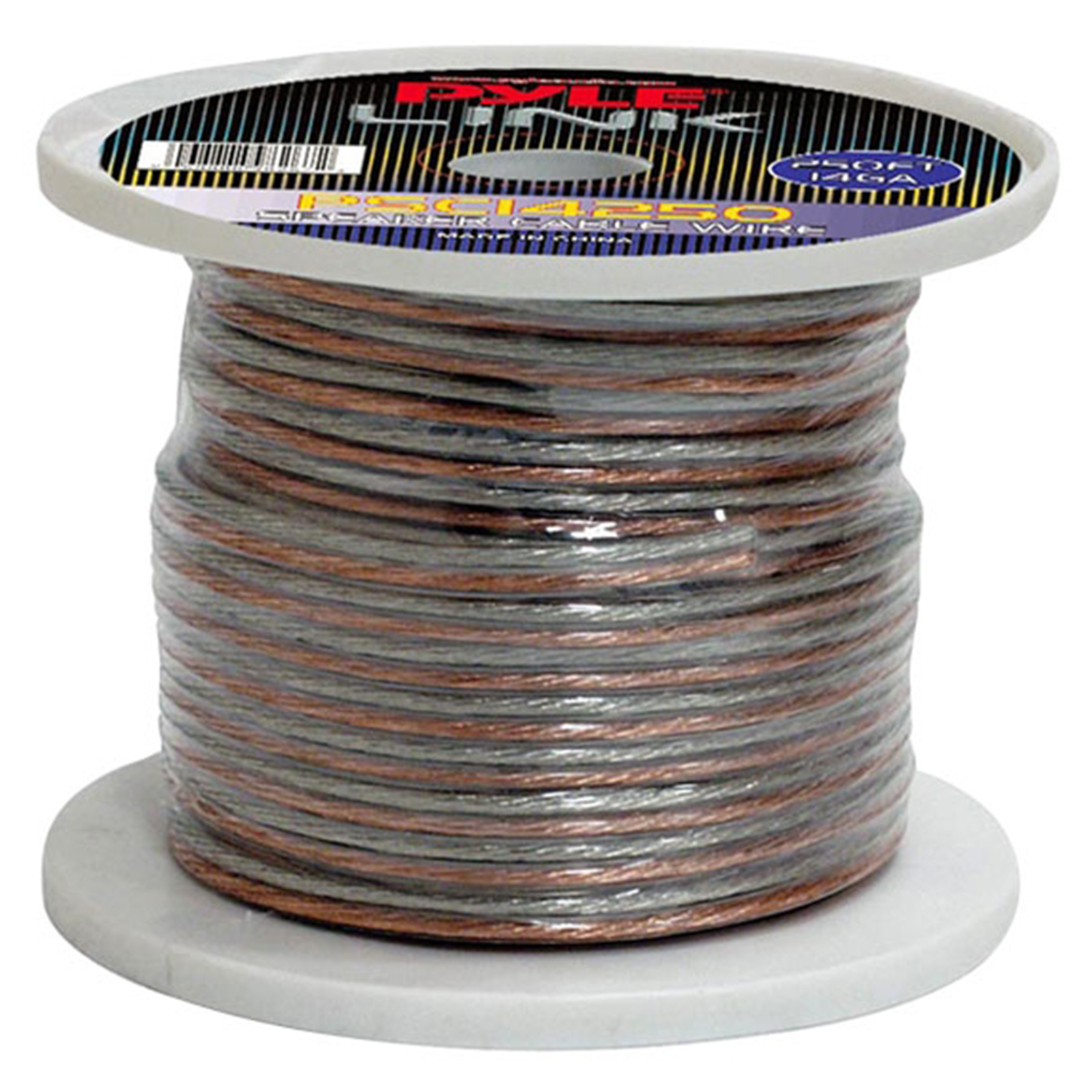 Pyle PSC14250 14-Gauge 250 feet Spool of Speaker Zip Wire