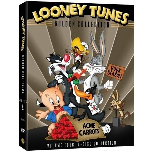 Looney Tunes: Golden Collection, Vol. 4 (Full Frame)