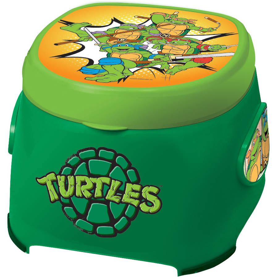 Teenage Mutant Turtles 3 in 1 Potty