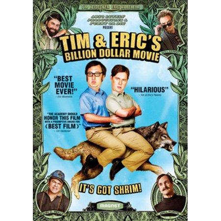 Tim & Eric's Billion Dollar Movie (DVD) ()