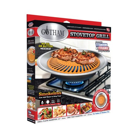 GS STOVETOP GRILL
