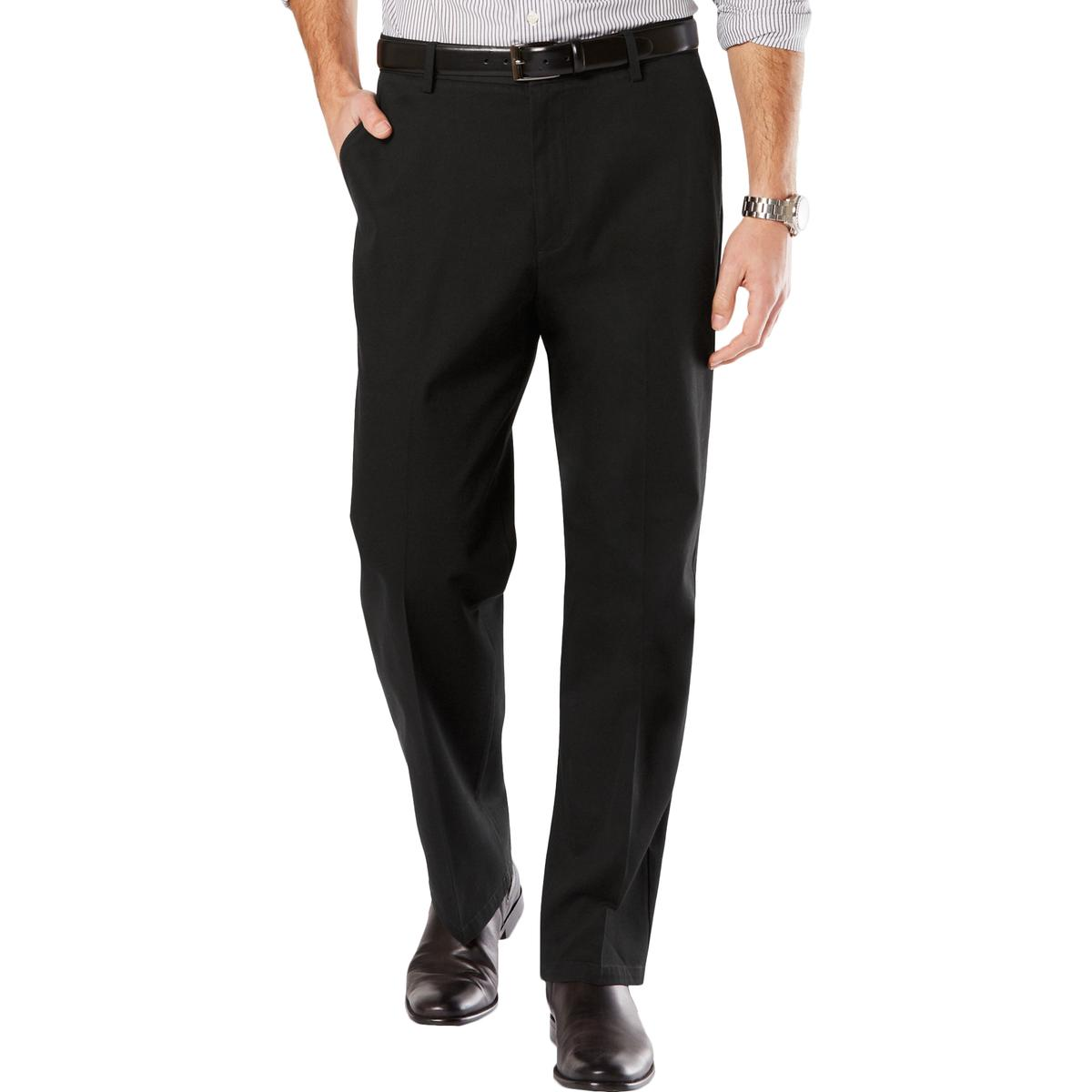 Dockers Mens Cotton Relaxed Fit Khaki Pants by Dockers