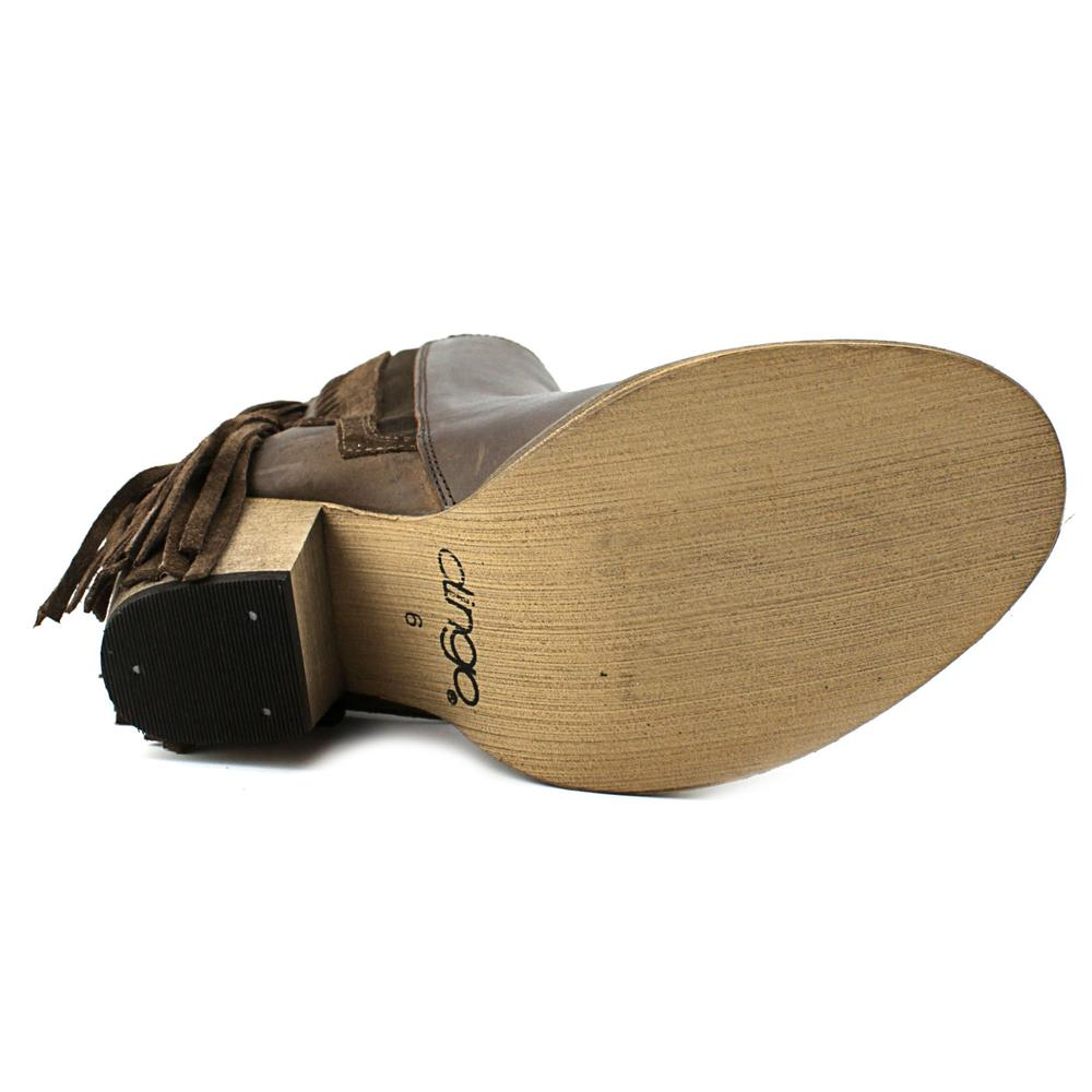 Dingo Izzy Women Round Toe Western Boots