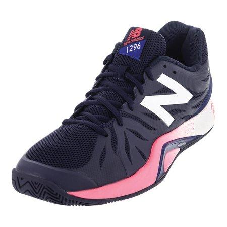 4c7edbb057fd7 New Balance - Men`s 1296v2 2E Width Tennis Shoes UV Blue and Bright Cherry  - Walmart.com
