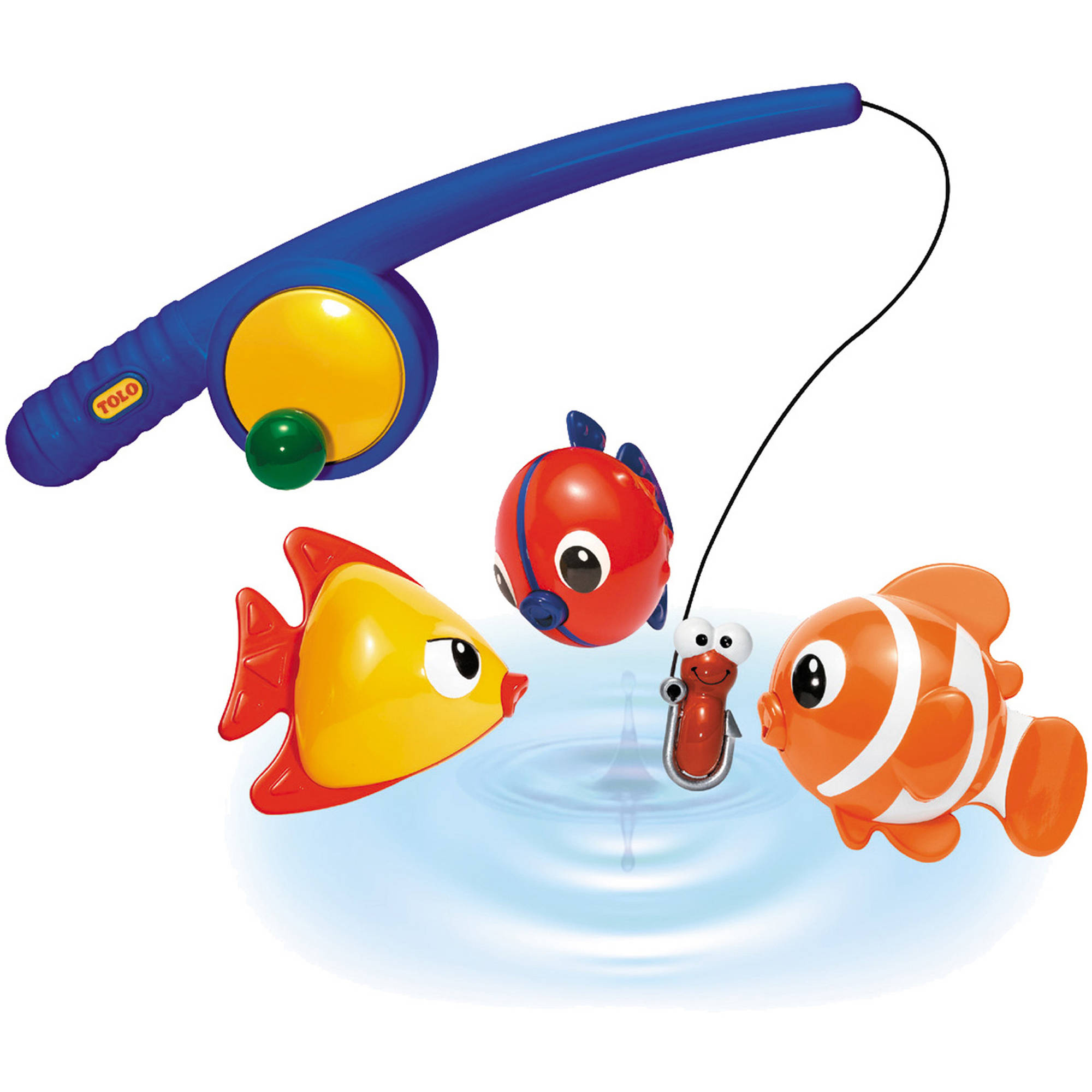 Tolo Funtime Fishing Bath Toy by Tolo