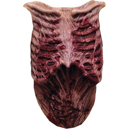 Walking Dead Walker Latex Chest piece Adult Halloween Accessory](Halloween Dead Man Serving)