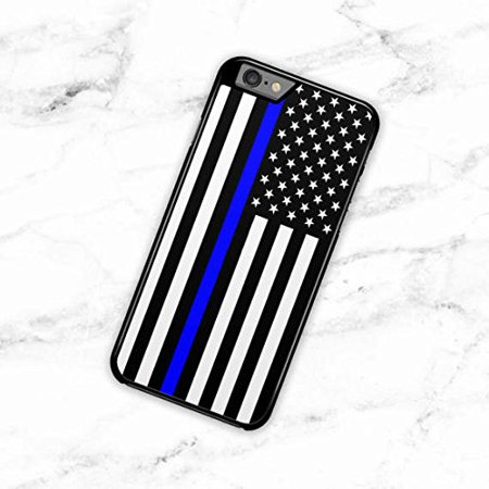 Ganma Thin Blue Line Police Case For iPhone 6 / 6S (4.7
