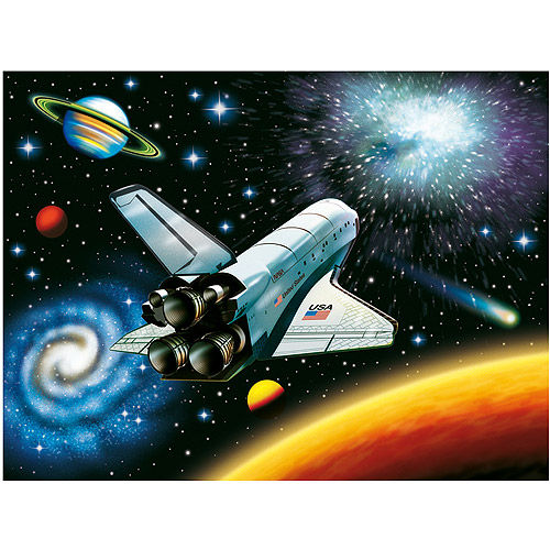 Ravensburger Outer Space Puzzle, 100 Pieces