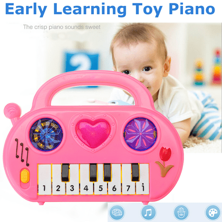Piano Musical Toy Musical Instrument Learning Piano Toys for Baby Infant Toddler Kids