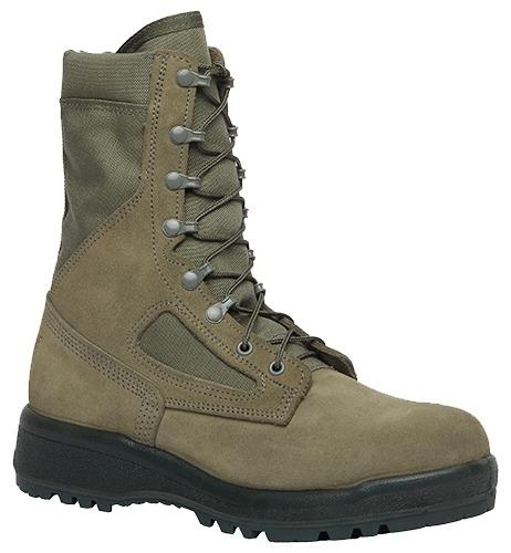 "Belleville 600 Men 8"" Hot Weather Combat Boot US Made"
