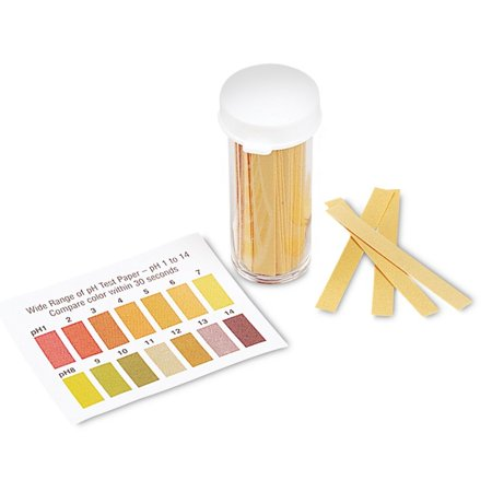 Ph Paper, Measure acidity or alkalinity of chemical solutions By Learning (Best Solution For Acidity)