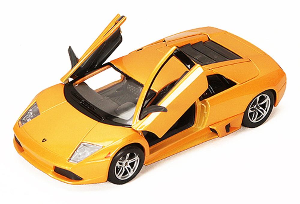 Lamborghini Murcielago, Orange Maisto 34292 1 24 Scale Diecast Model Toy Car (Brand but... by Maisto