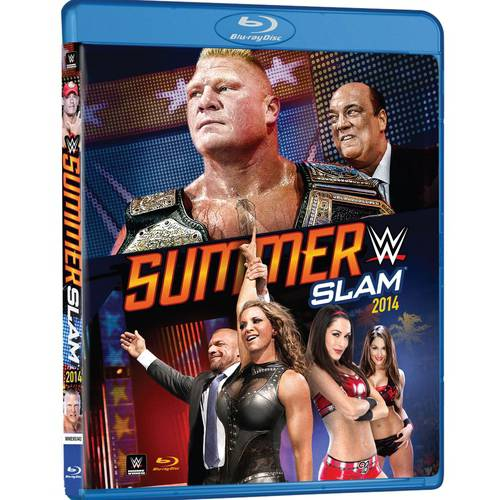 WWE: Summerslam 2014 (Blu-ray)