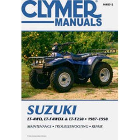 Service Manual Suzuki