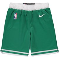 Boston Celtics Nike Toddler Icon Replica Shorts - Kelly Green