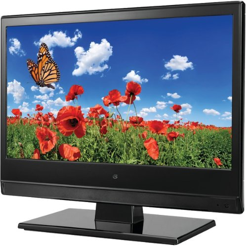GPX GPXTDE1384BB GPX TDE1384B 13.3 60Hz 720p LED TV/DVD Combination