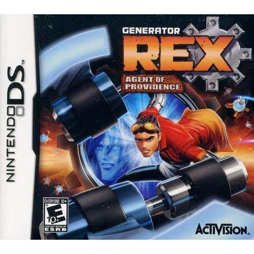 Generator Rex: Agent of Providence (DS)