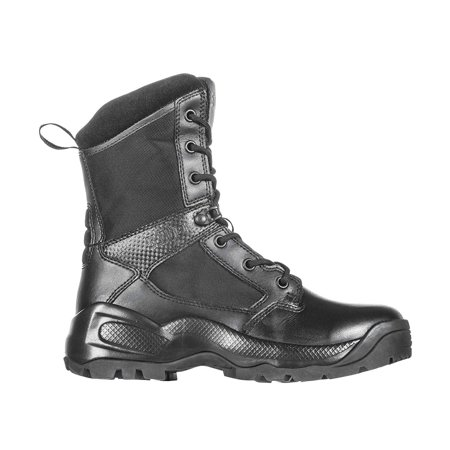 5.11 Tactical Women's A.T.A.C. 2.0 8-Inch Tactical Side Zip Military Combat Boot, Style 12403, Black, 8 Regular thumbnail