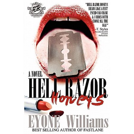 Africa Honey (Hell Razor Honeys (the Cartel Publications Presents))