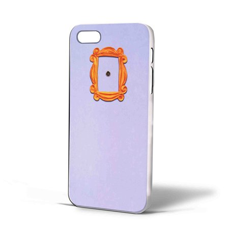 free shipping 445ed ad890 Ganma friends door Case For iPhone Case (Case For iPhone 6s White)