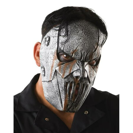 Morris Costumes RU68676 Slipknot Mick Mask - Slipknot 133 Mask