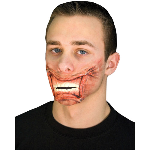 Woochie Stapled Mouth Halloween Accessory