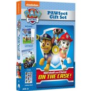 Paw Patrol: Marshall And Chase On The Case Pawfect Gift Set by