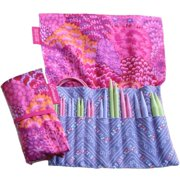 Denise2go Interchangeable Knitting for A Cure Set, Pink Bouquet