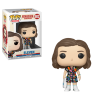 Funko POP! TV Stranger Things: Eleven in Mall Outfit, Vinyl Figure