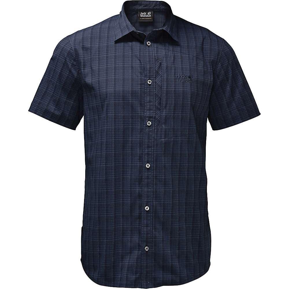 Jack Wolfskin Men's Rays Stretch Vent Shirt