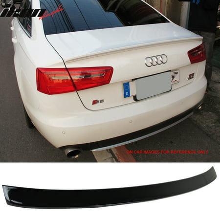 Fits 12-14 Audi A6 C7 D Style Trunk (Audi Trunk)