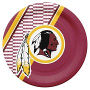 Washington Redskins Disposable Paper Plates