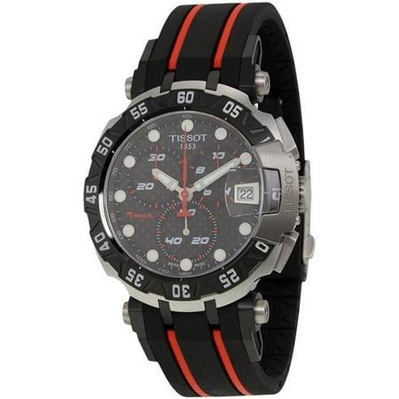 Tissot Tissot T0924172720100 T Race Mens Watch Black