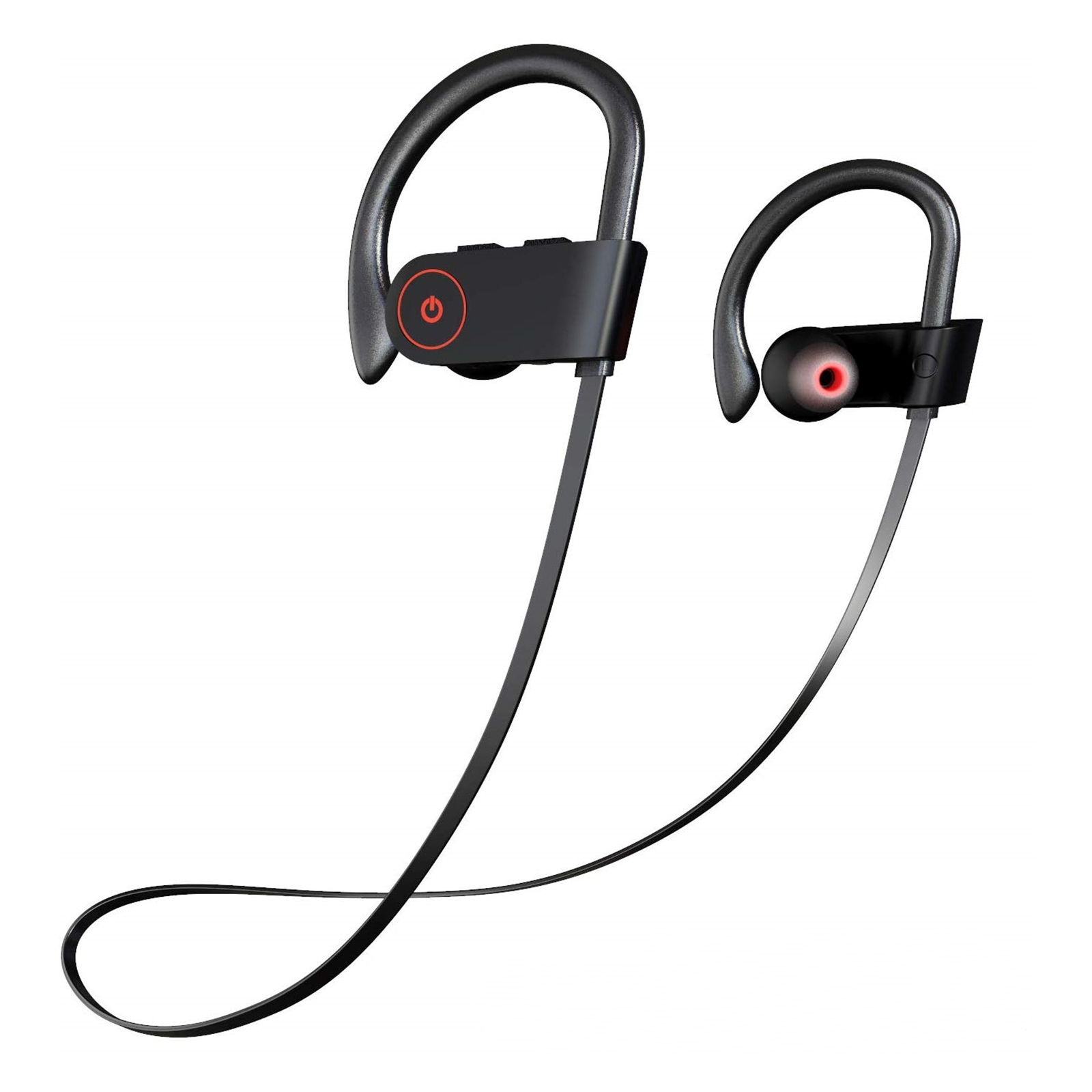 Wireless Bluetooth Headphones Wireless Earphones Running Sport Ipx7 Waterproof Earbuds With Bluetooth 4 1csr 7 9 Hours Battery Noise Cancelling Mic Stereo Earbuds Workout For Iphone Android Walmart Com Walmart Com