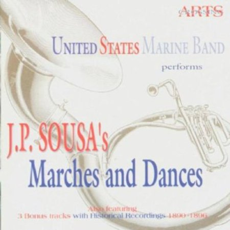 The United States Marine Band Performs Sousa Marches and