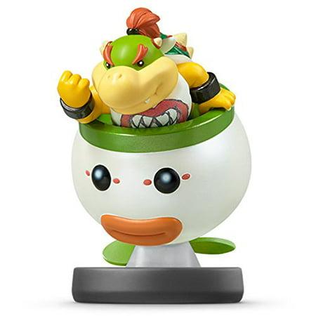 Bowser Jr Amiibo Japan Import Super Smash Bros Series