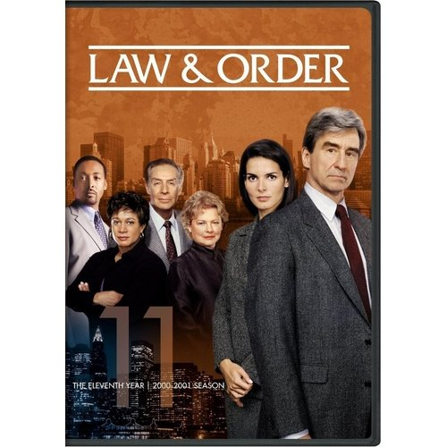Law & Order: The Eleventh Year (Anamorphic Widescreen)