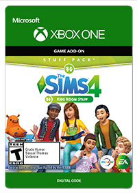 Exceptional THE SIMS 4: KIDS ROOM STUFF, Electronic Arts, Xbox One, [Digital Download]    Walmart.com