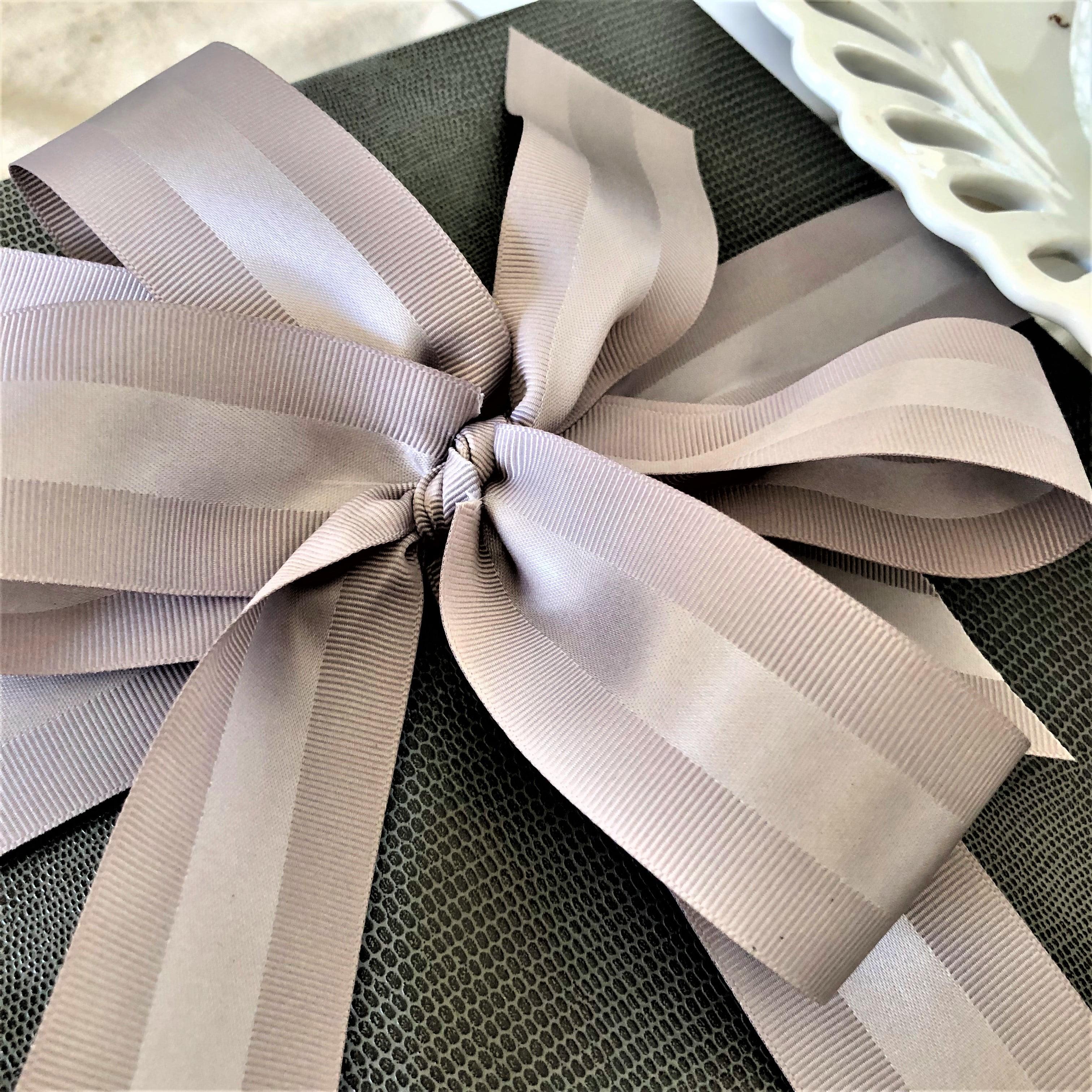 wedding ribbon Craft ribbon double faced satin ribbon 1.5 inch width 50 yard spool RED Ribbon Special Occasion cake decorating ribbon