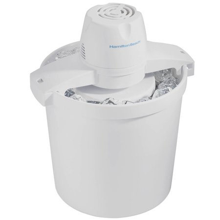Hamilton Beach 4 Quart Ice Cream Maker Model# 68330R