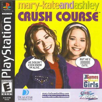 Mary Kate And Ashley Hot Halloween (Mary Kate & Ashley: Crush Course)