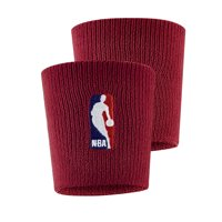 NBA Nike Wristbands - Maroon - No Size