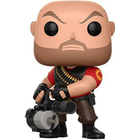 FUNKO POP! GAMES: TEAM FORTRESS 2 - HEAVY