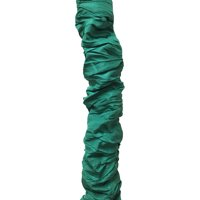 "Royal Designs Chandelier & Lamp Chain Cord Cover 48"" Green"