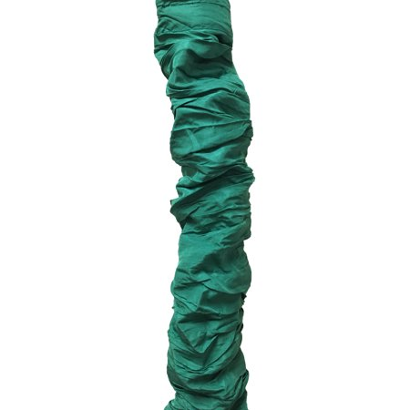 """Royal Designs Chandelier & Lamp Chain Cord Cover 48"""" Green"""