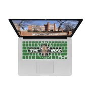 KB Covers Marshall University Keyboard Cover for MacBook/Air 13/Pro (2008+)/Retina & Wireless (MARSHALL1-M-EDU)