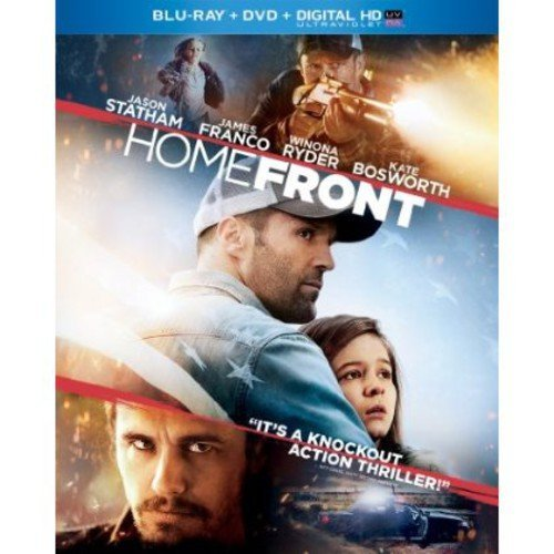 Homefront (Blu-ray + DVD) (With INSTAWATCH) (Widescreen)