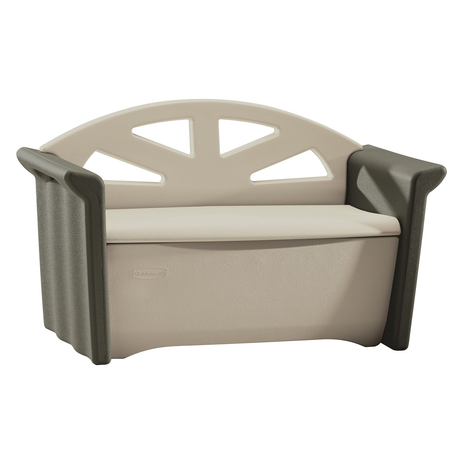 Rubbermaid Patio Storage Bench by Rubbermaid