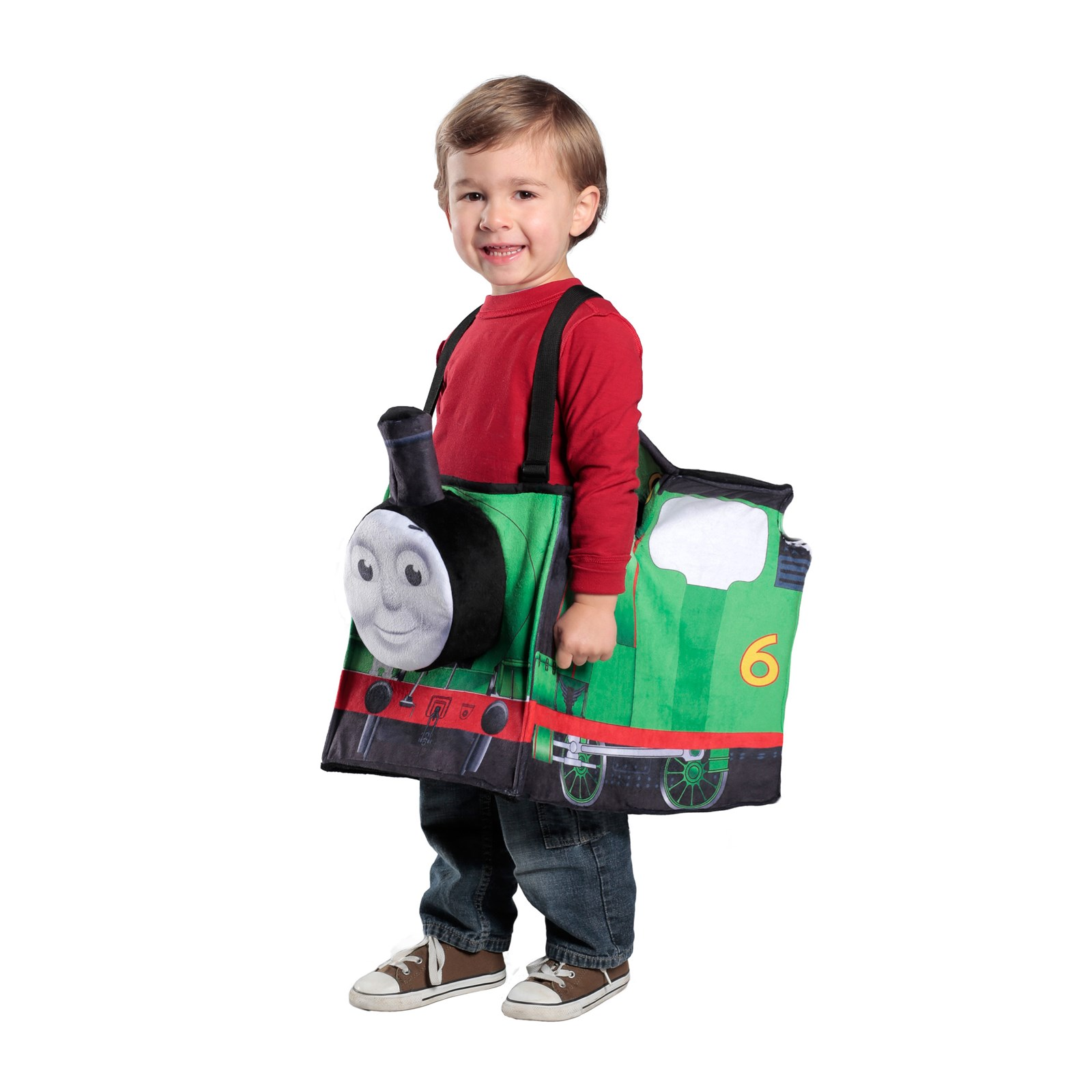 Percy™ Ride-In Train Halloween Costume