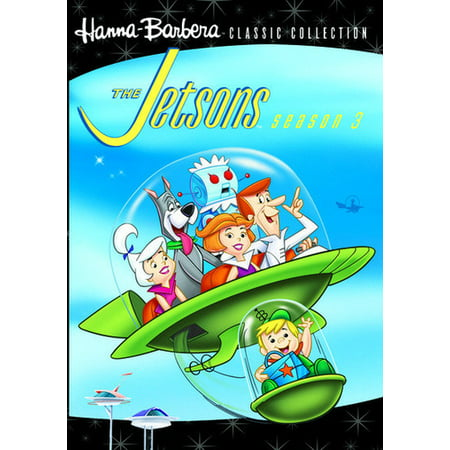 The Jetsons: Season 3 (DVD)](George Jetsons)